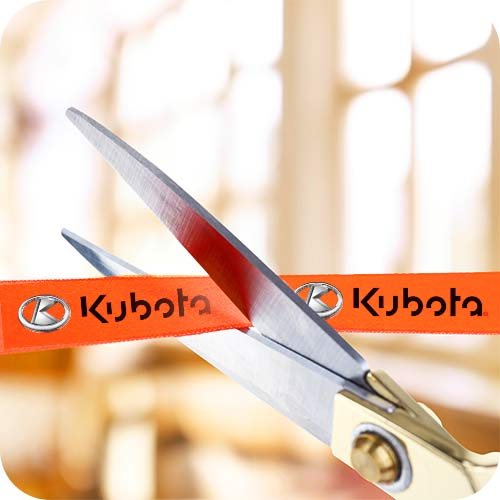 Kubota Ribbon Cutting