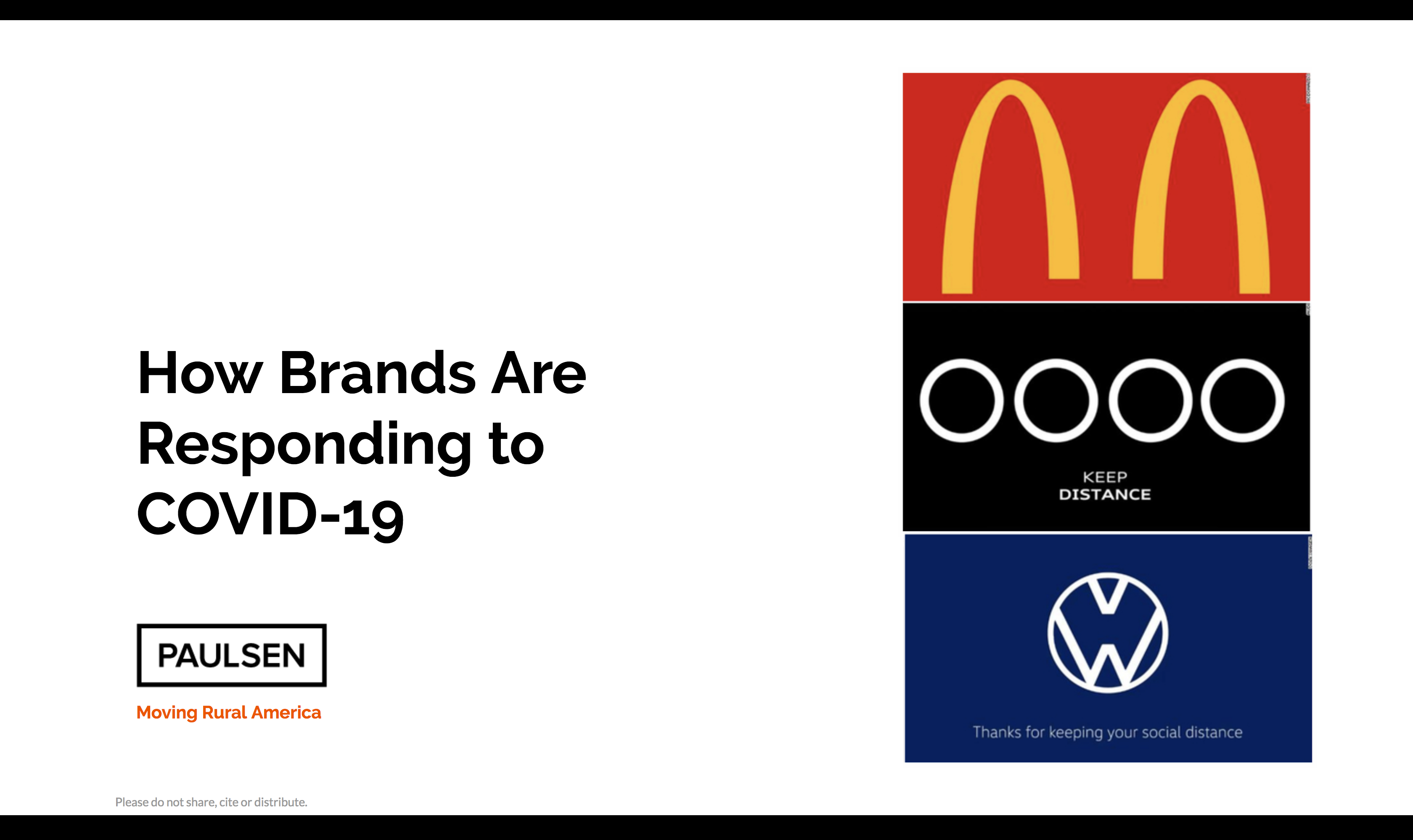 Breaking Brand Standards COVID-19